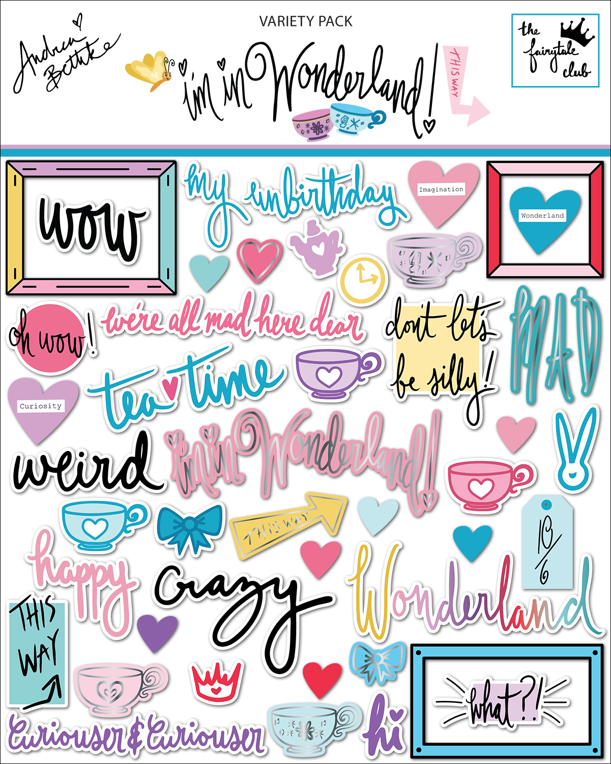 I'm in Wonderland - Variety Pack with outline.jpg