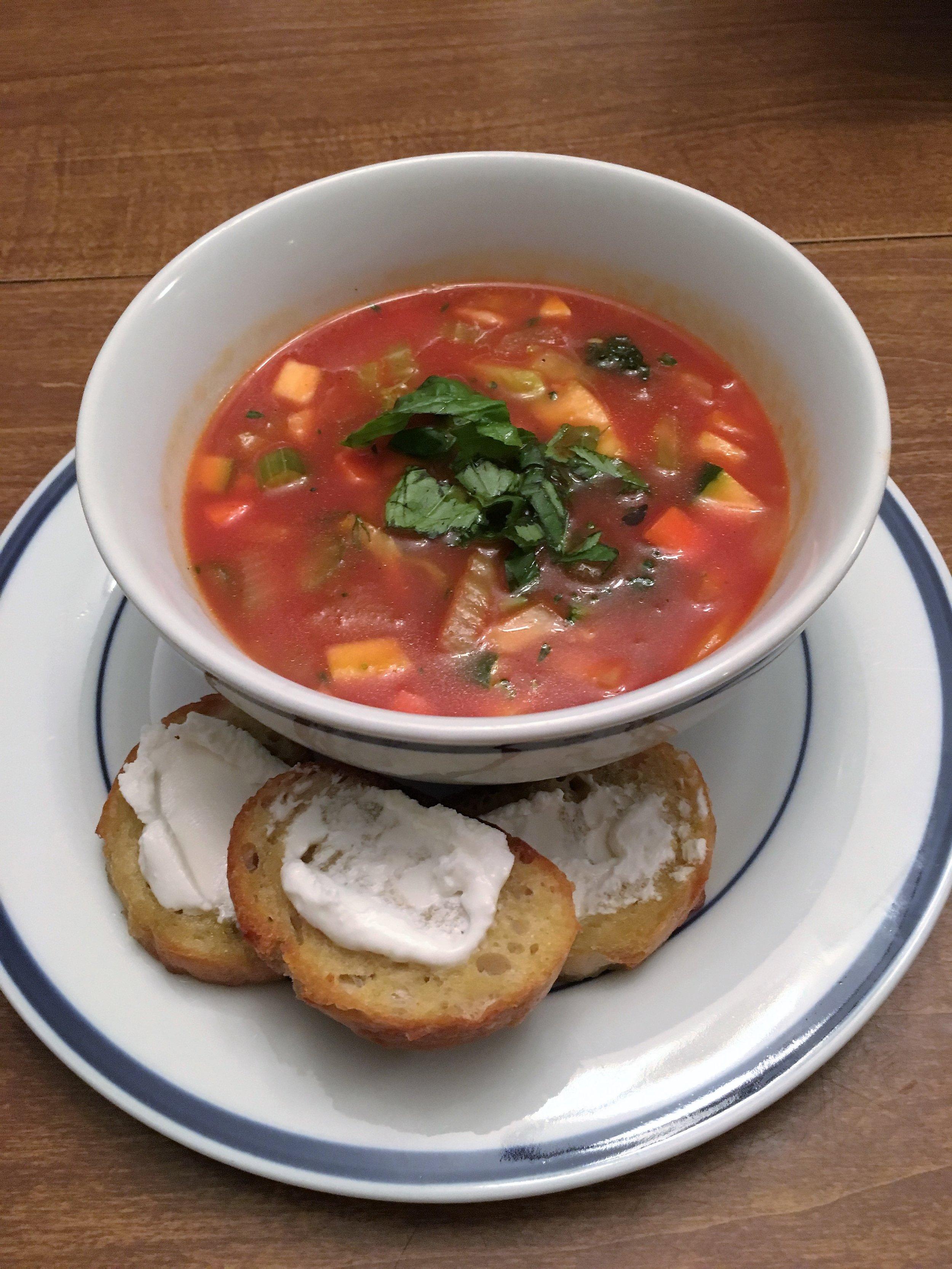 Vegetable Soup