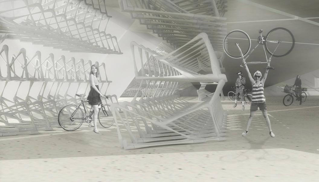Bicycle Storage System