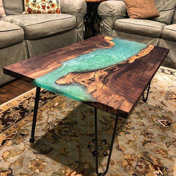 Custom Salvaged Hardwood Furniture, Custom Furniture Makers Portland Oregon