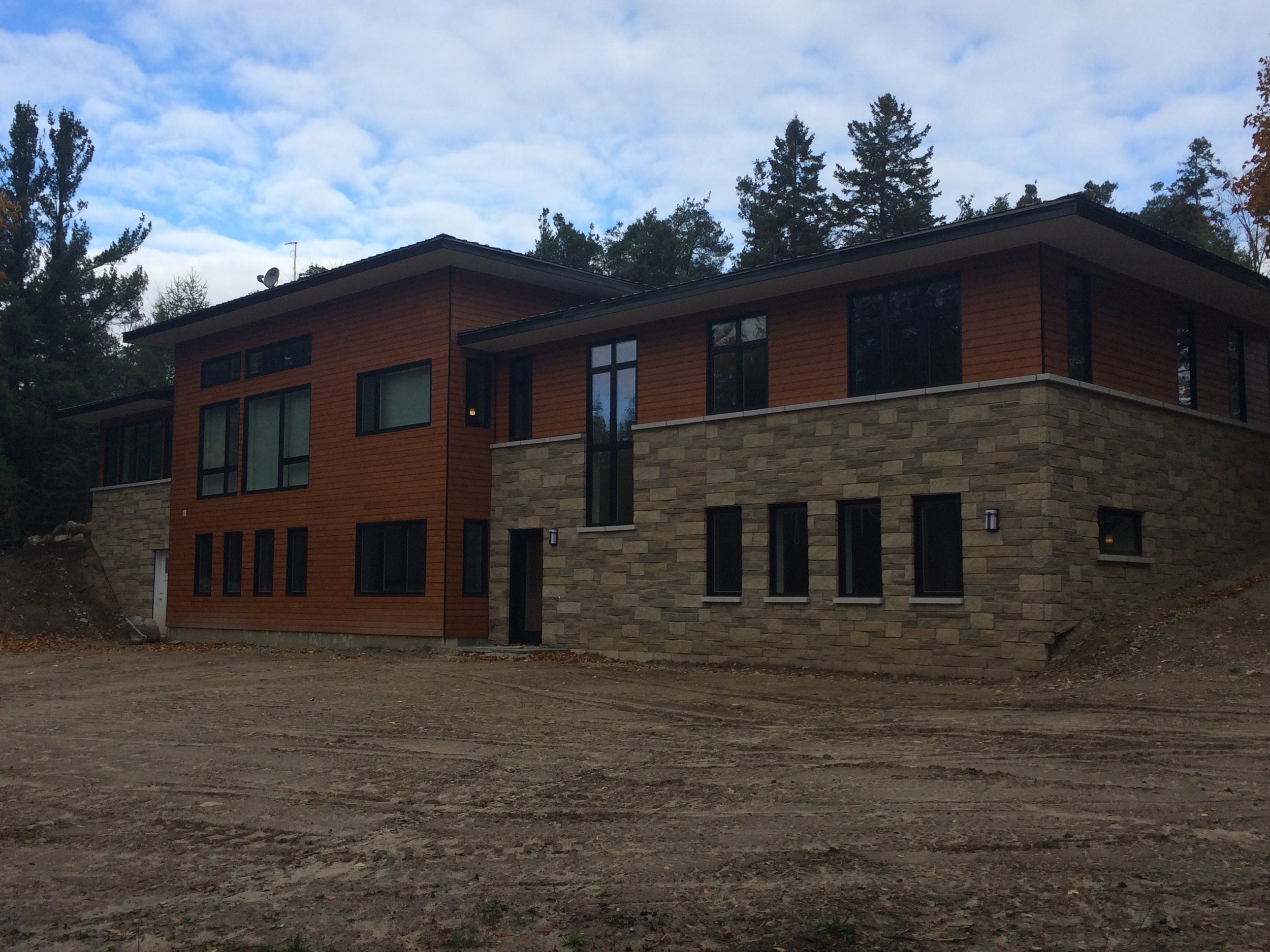Residence Hillsburgh ON, 2016