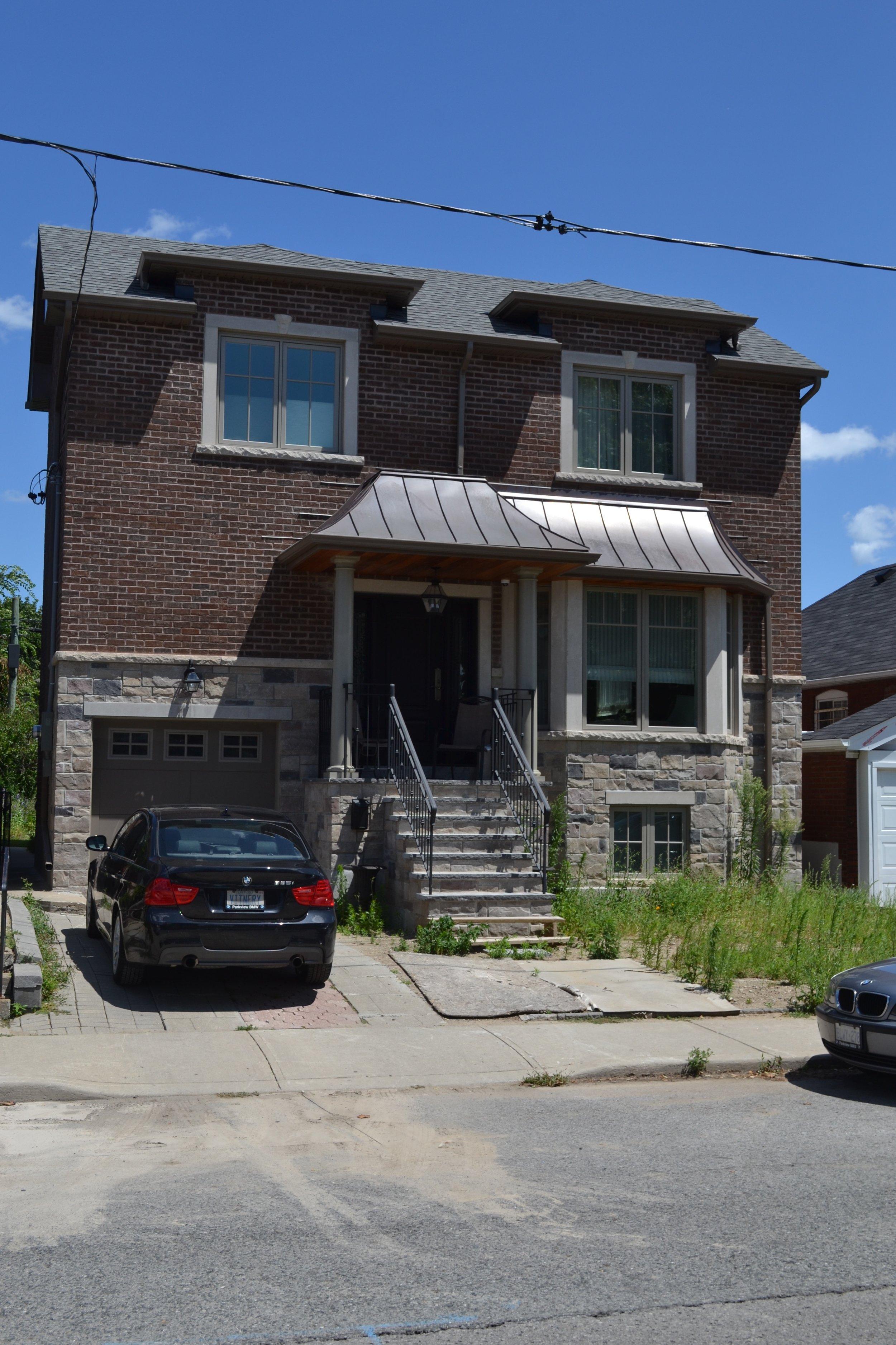 Residence in Toronto, ON, 2014