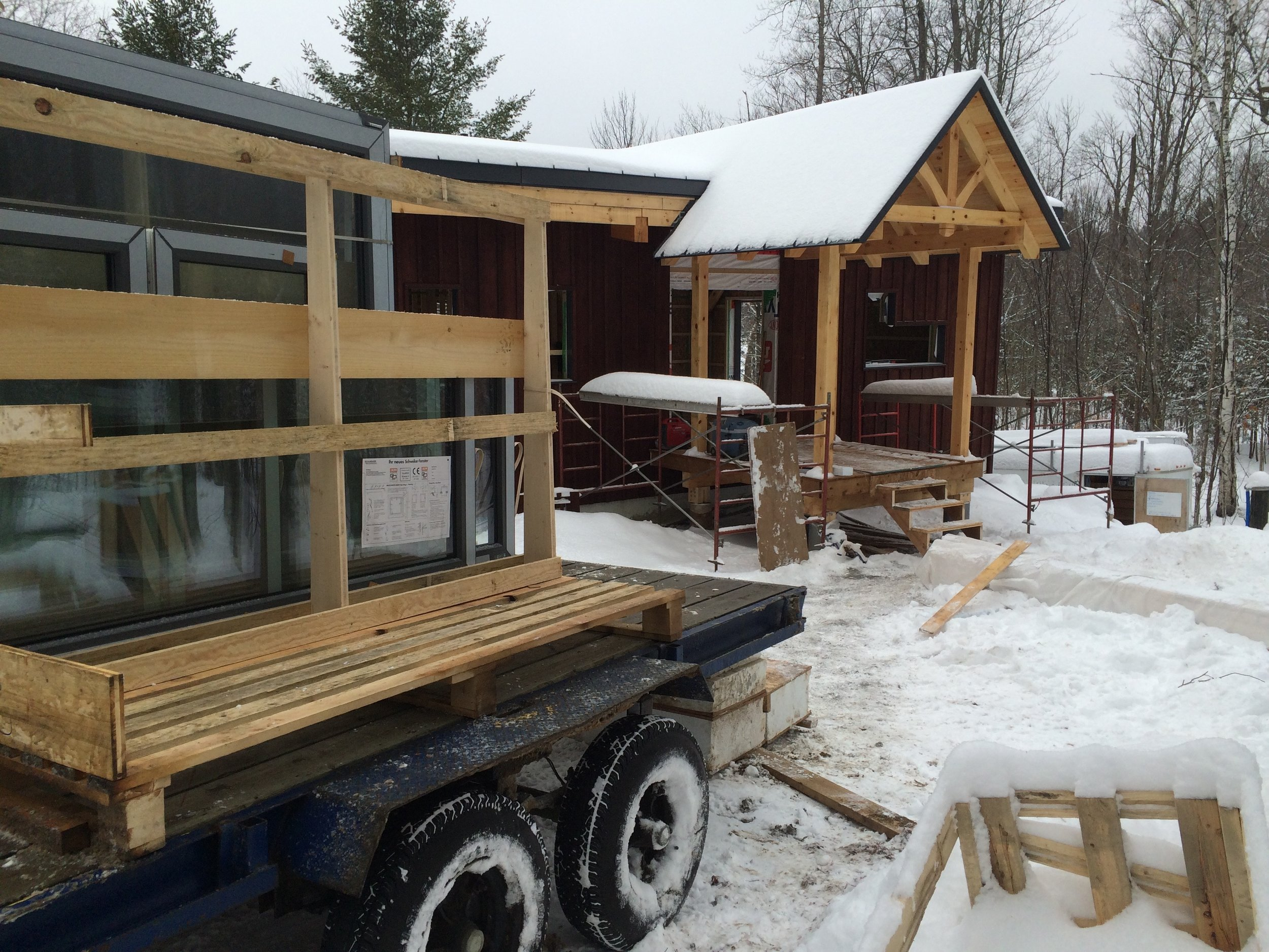 Cottage in Val-Des-Monts QC, 2017