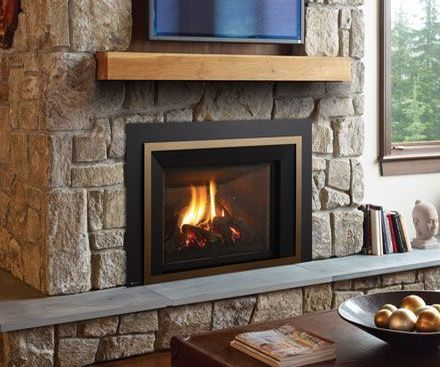 Comforts of home, including fireplaces help create a welcoming feeling.