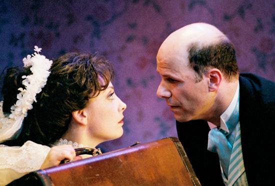 Agnes Michael suitcase kiss.jpg