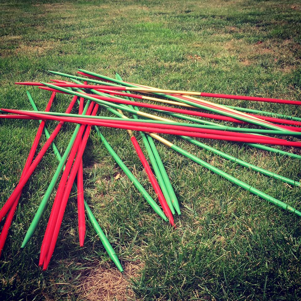Pick Up Sticks £6