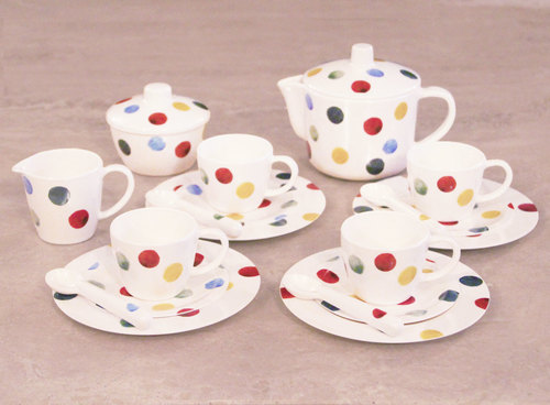 Emma Bridgewater Melamime Tea Set