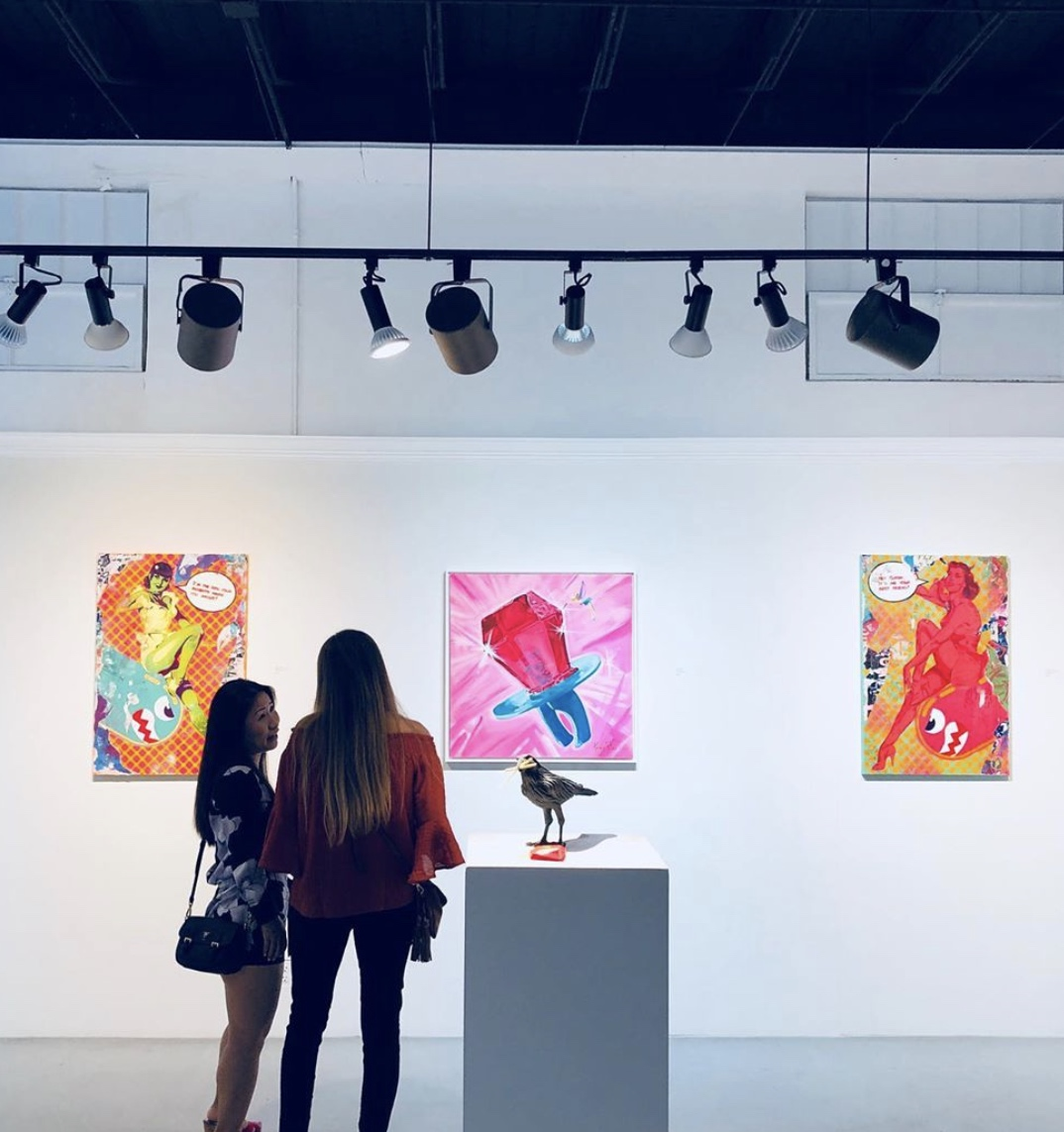 """Juried Exhibition featuring  """"Ever After""""  