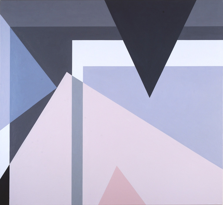 Judith Seligson, Leviathan , 2011, Oil on canvas, 37 x 34 in.