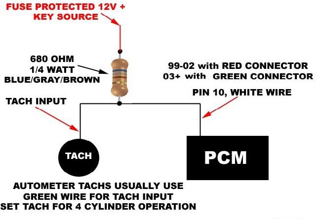 Tach Wiring Bd Turnkey Engines Llc, Autometer Tachometer Wiring Diagram