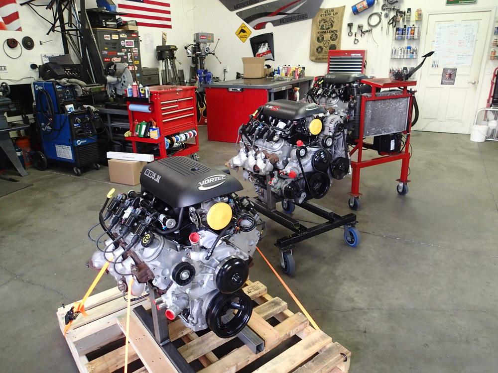 BD Turnkey Engines LLC on