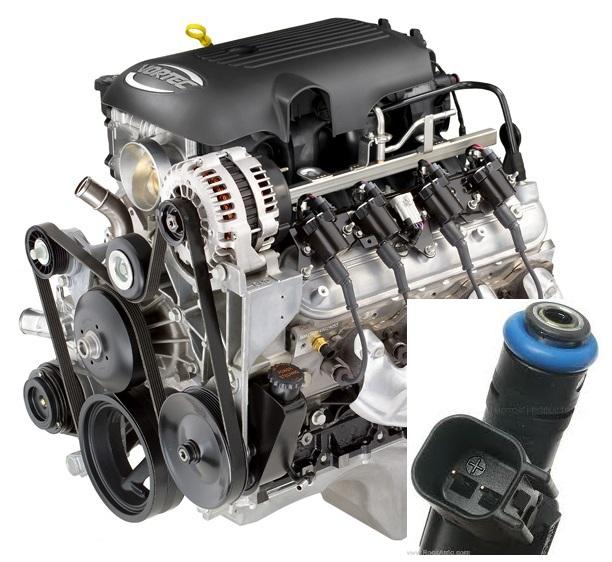 5.3L - LM4, LM7, L33, L59 — BD Turnkey Engines LLC  Vortec Engine Diagram on