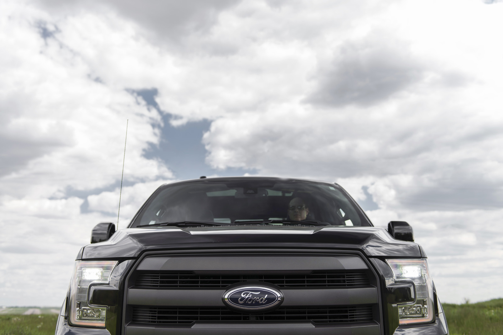 Agency: Team Detroit  Client: Ford  Project: F-150 Owners Stories
