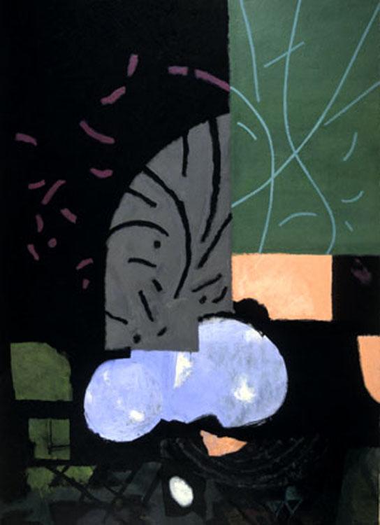 GIARDINO DI YOSHI  -  acrylic