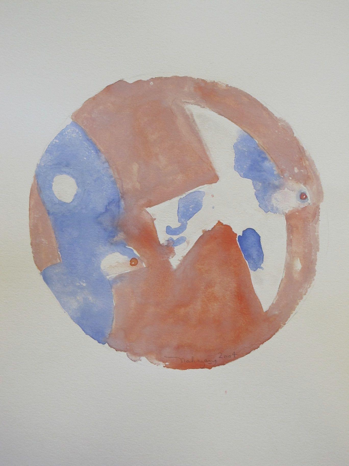 SISKIN  -  watercolor