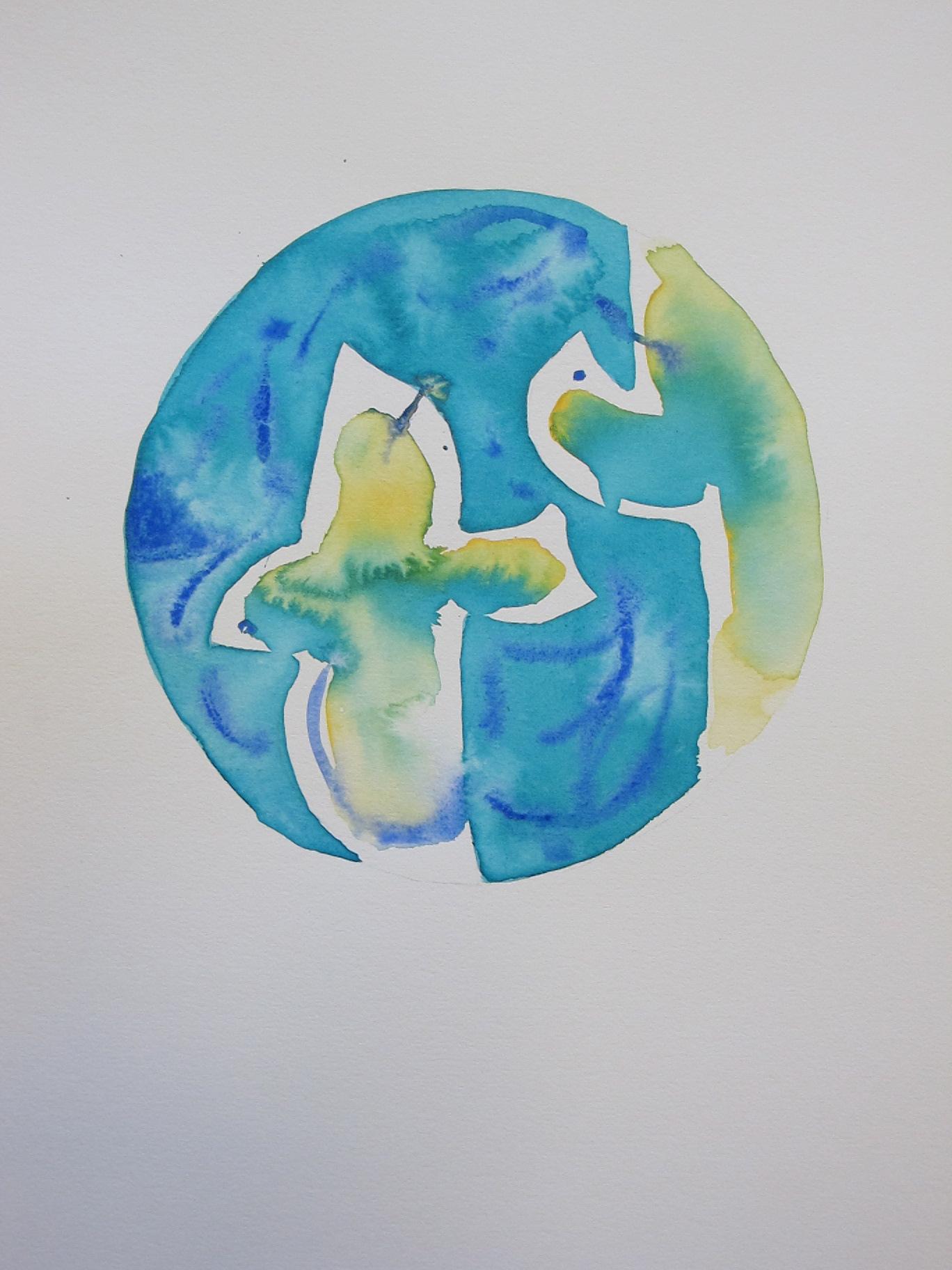 PIPIT  -  watercolor