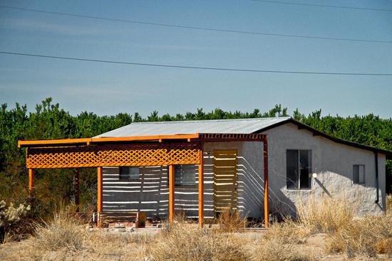 yellow house, yuma