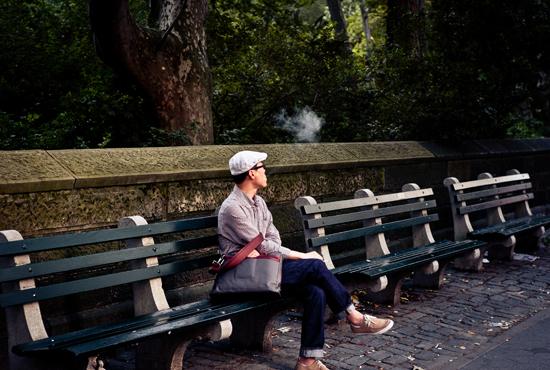 smoker, manhattan
