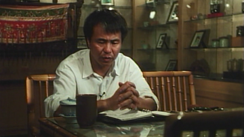 """ the keen eye of Hou Hsiao-Hsien """