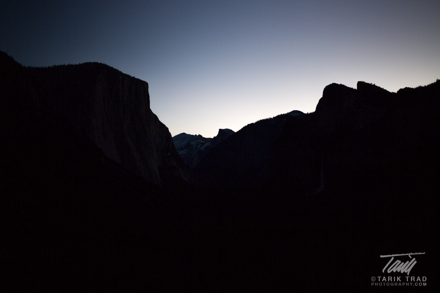 Silhouette, Gates of the Valley