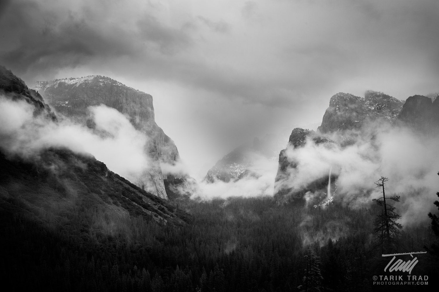 Storm through the Gates of the Valley