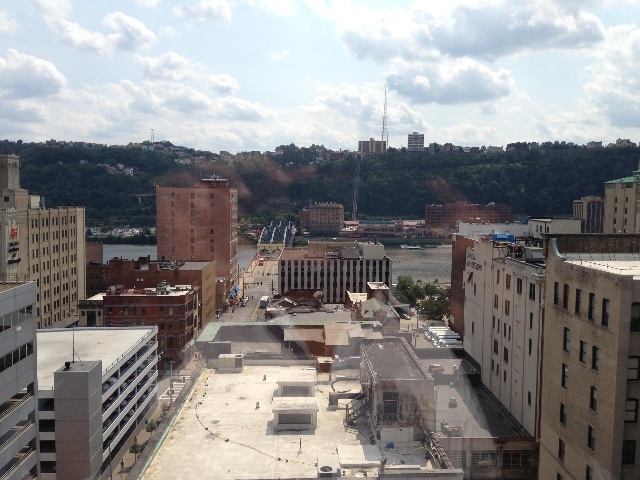 Apartment Views - Standard Life Building