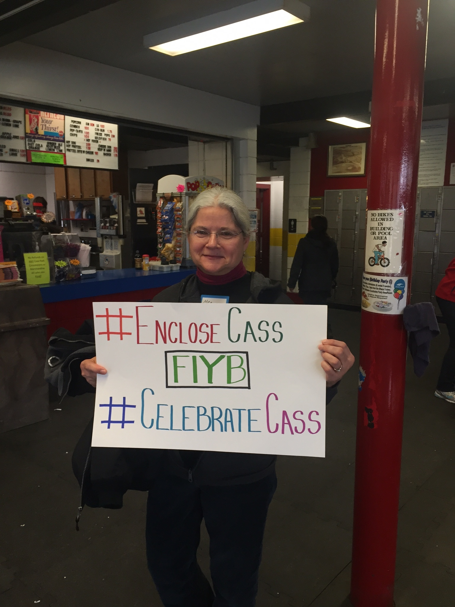 Thanks to Cass Campaign Supporters — Friends of the Ithaca