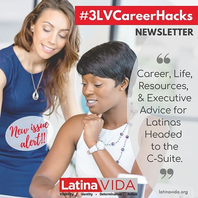 Don't miss out on this week's #3LVCareerHacks newsletter on performance evaluations ❤  Is there anything you wish went differently in your last evaluation? Tell us, we love to hear from you!  Link in bio ❤  #LatinaVIDA #PersonalBranding #mentor #ExecutivePresence #CareerWomen #careerdevelopment #equalpayforequalwork #careergoals #WomeninTech #executivepresence #millenials #careerwomen #careerdevelopment #careercoaching #coaching #careermanagement #careermapping #latinx #latinasintech #LatinaLeader #Latinx #bias