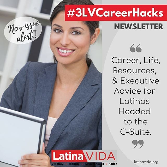 Have you thought about what you would do in the case of a #careeremergency? Well, we are here to help! This #3LVCareerHacks newsletter is dedicated to helping you prepare for a career emergency because 🗣 they DO happen! 😅 Link in bio ❤️ ‍  #LatinaVIDA #PersonalBranding #mentor #ExecutivePresence #CareerWomen #careerdevelopment #equalpayforequalwork #careergoals #WomeninTech #executivepresence #millenials #careerwomen #careerdevelopment #careercoaching #coaching #careermanagement #careermapping #latinx #latinasintech #LatinaLeader #Latinx #emergency #growthmindset #coaching #careercoach #LinkedIn