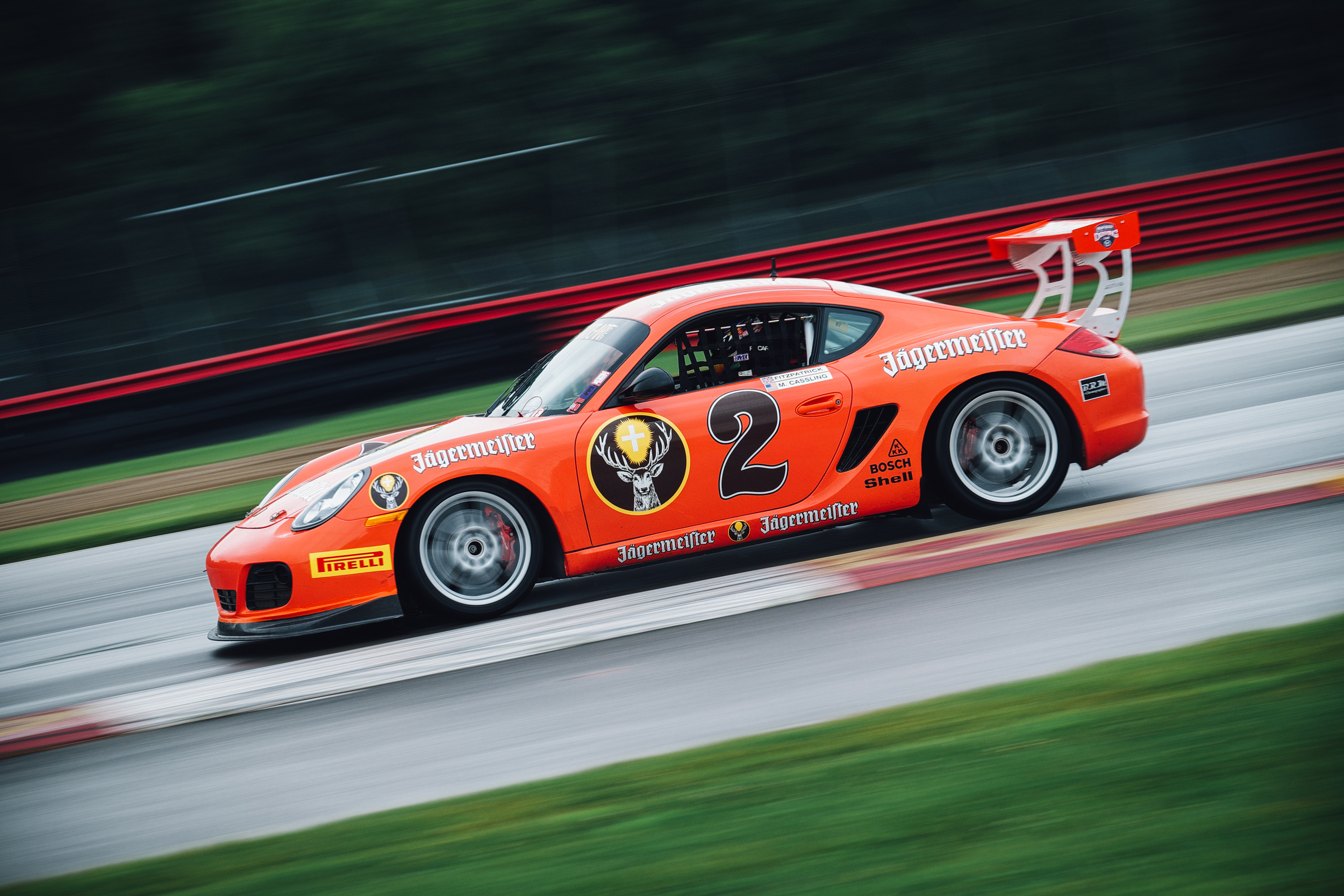 The Porsche racing was particularly awesome this year during the Stuttgart Cup.  Gear & Specs: Fuji X-T1 - Fujinon XF 50-140mm F2.8 R LM OIS WR - 1/60 f5.6 ISO 250