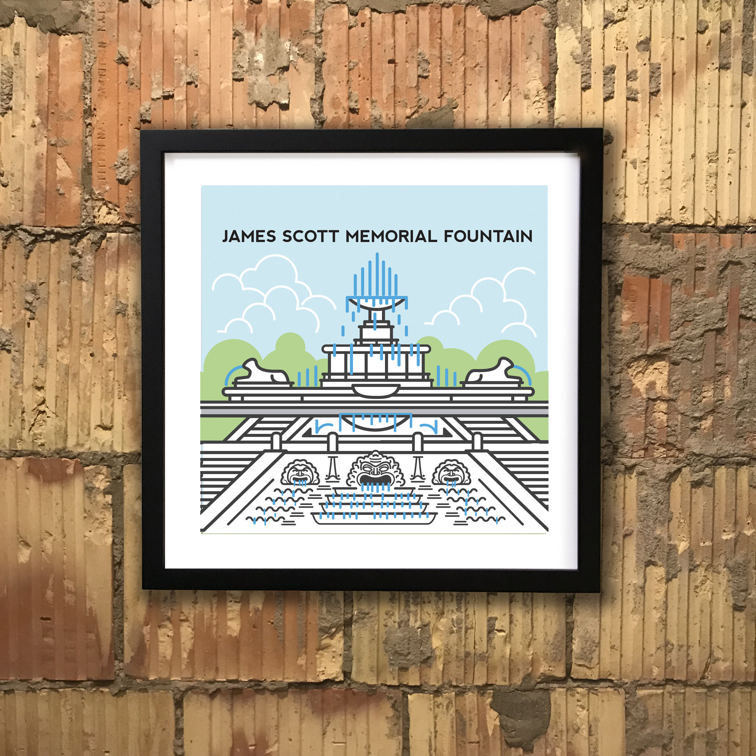 Introducing GT Home - Framed prints.
