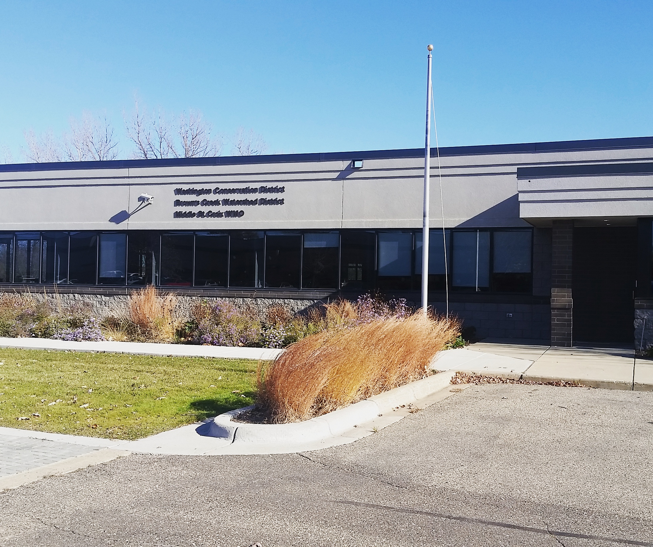 The new office located at 455 Hayward Ave., Oakdale MN.