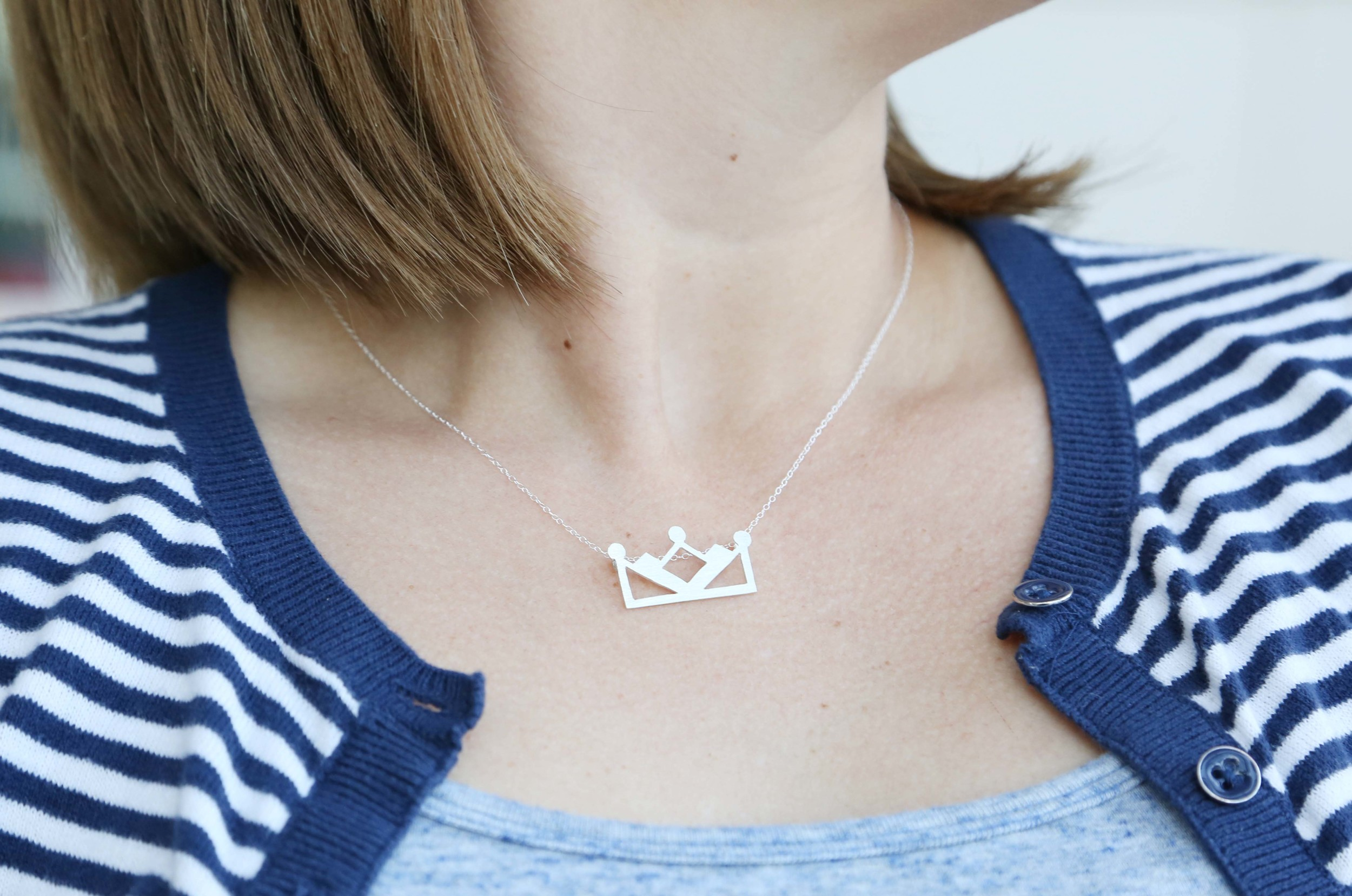 9th Inning Necklace