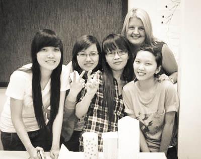 Teaching tasks, RMIT Vietnam