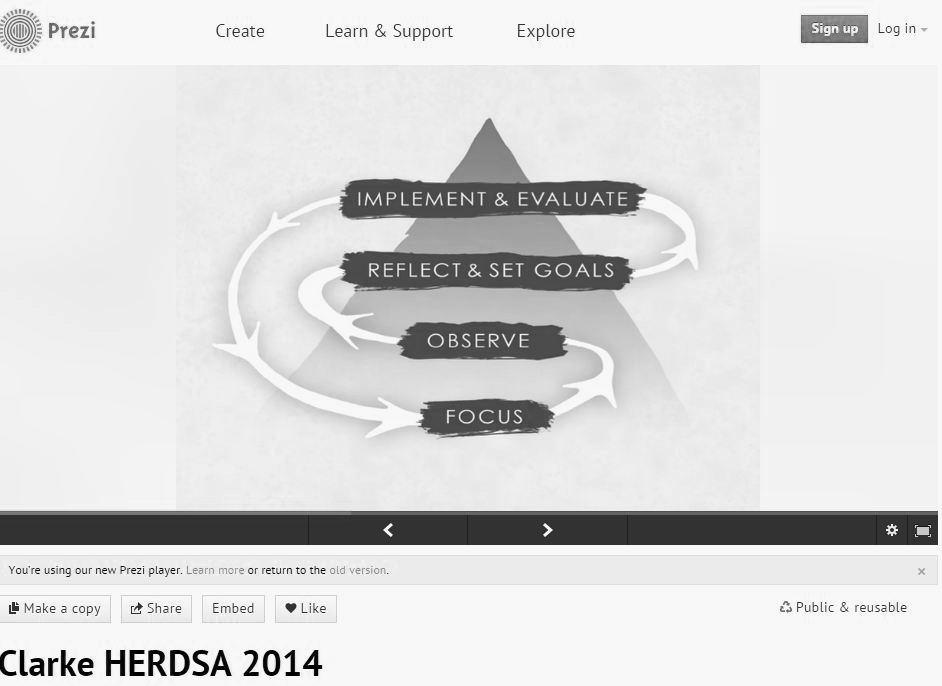 HERDSA 2014 conference paper
