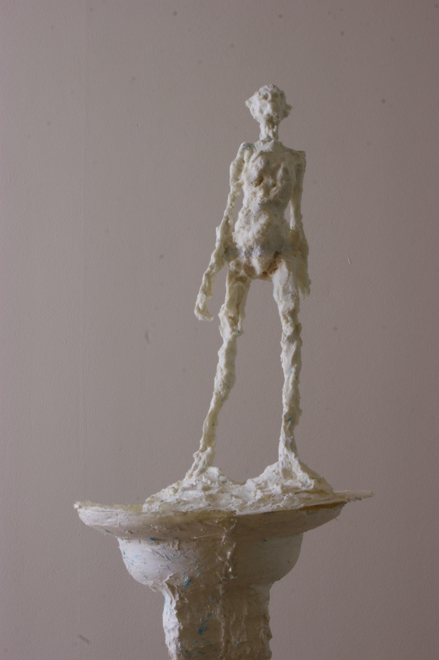 Standard 2 (2011) (detail) Cast polyurethane, fiberglass, plaster