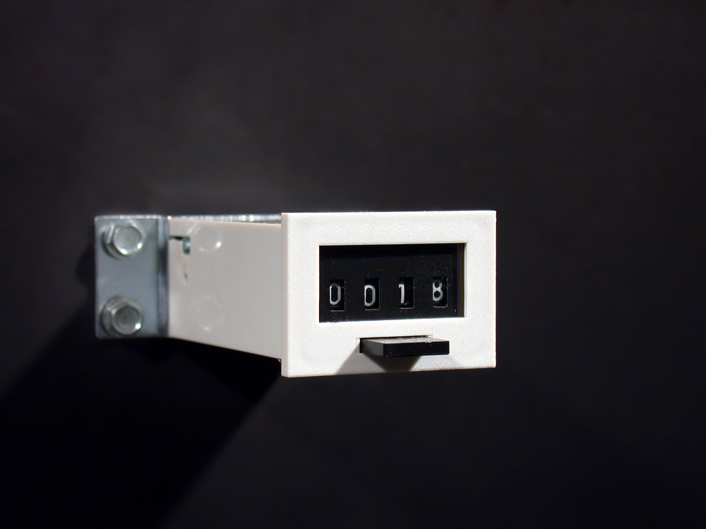Breath Counter (detail)