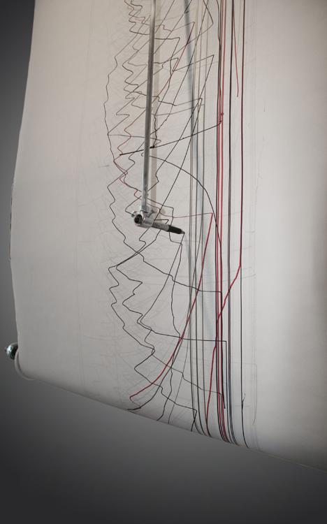 Breath Register Paper, wood, metal, misc. Dimensions var.
