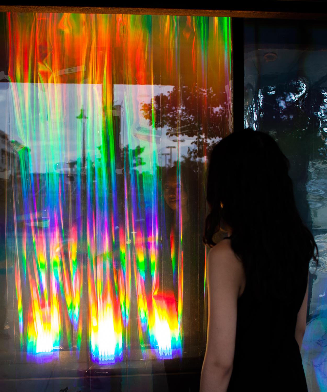 ...needing rainbows in the dark.