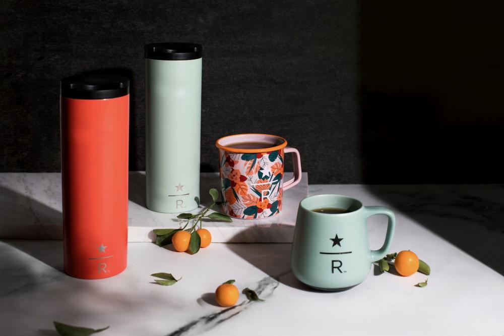 Starbucks Reserve AP Merchandise