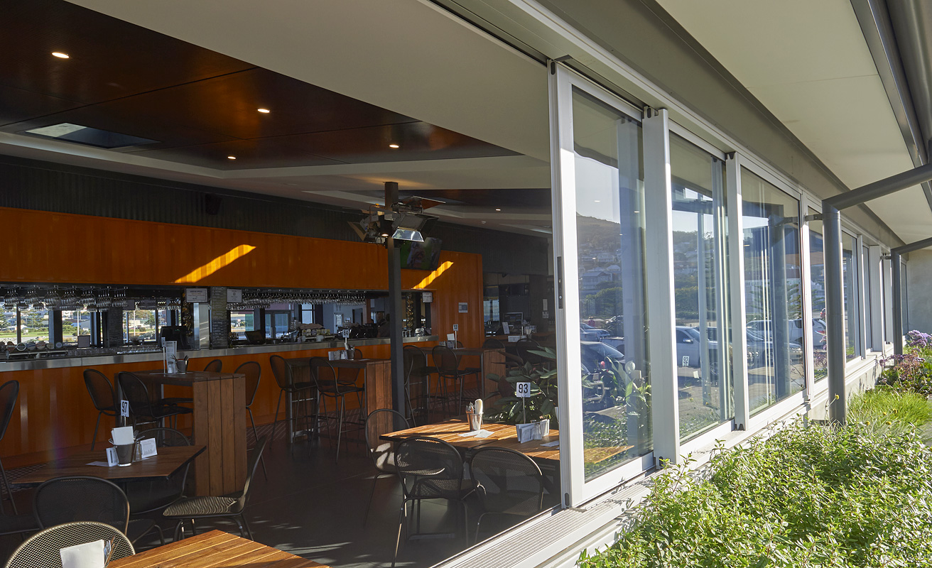 commercial sliding windows mackay