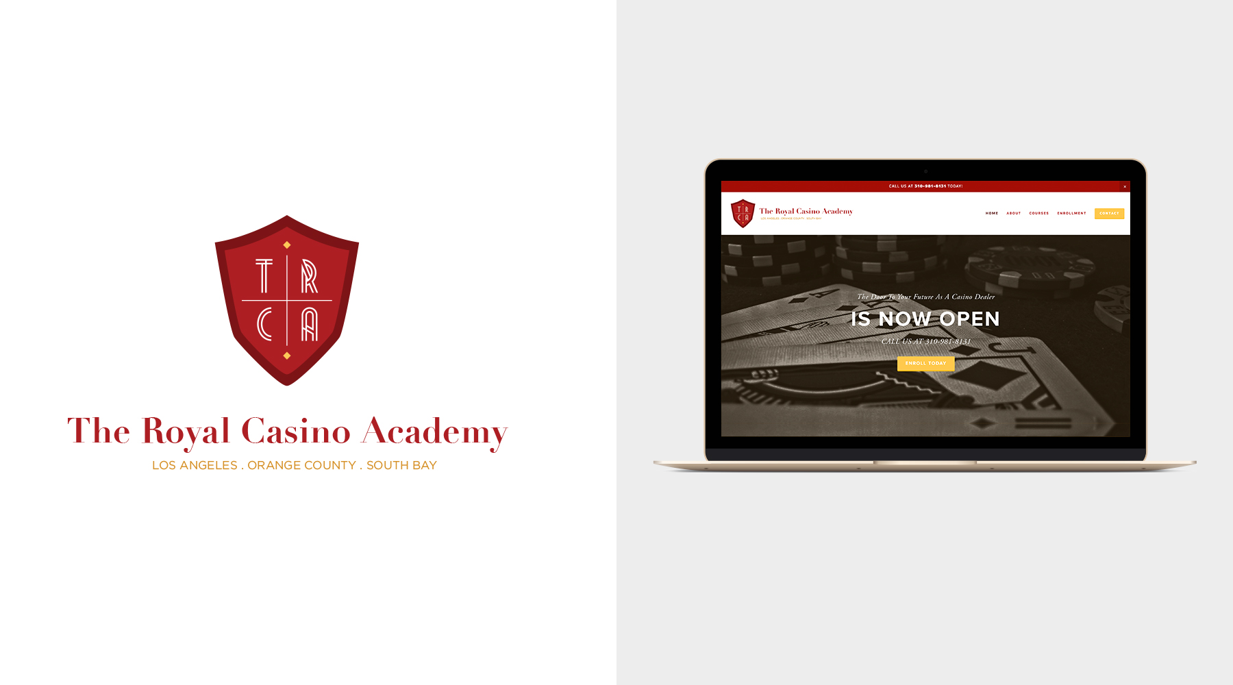 The Royal Casino Academy    Event Planning & Services