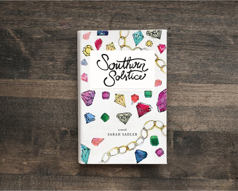 Book Cover || Southern Solstice by Sarah Sadler