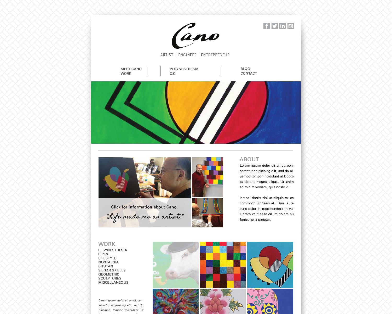 Amy Atkinson Communications Collaboration || Website || Cano, CanoOzgener.com