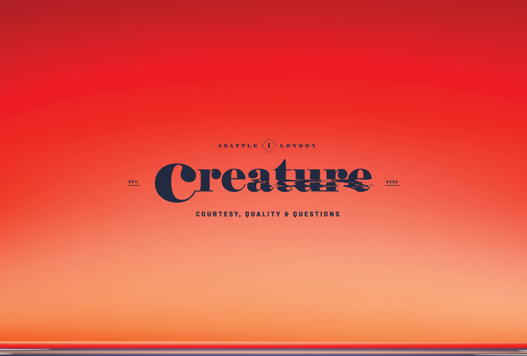 Creature Rebrand