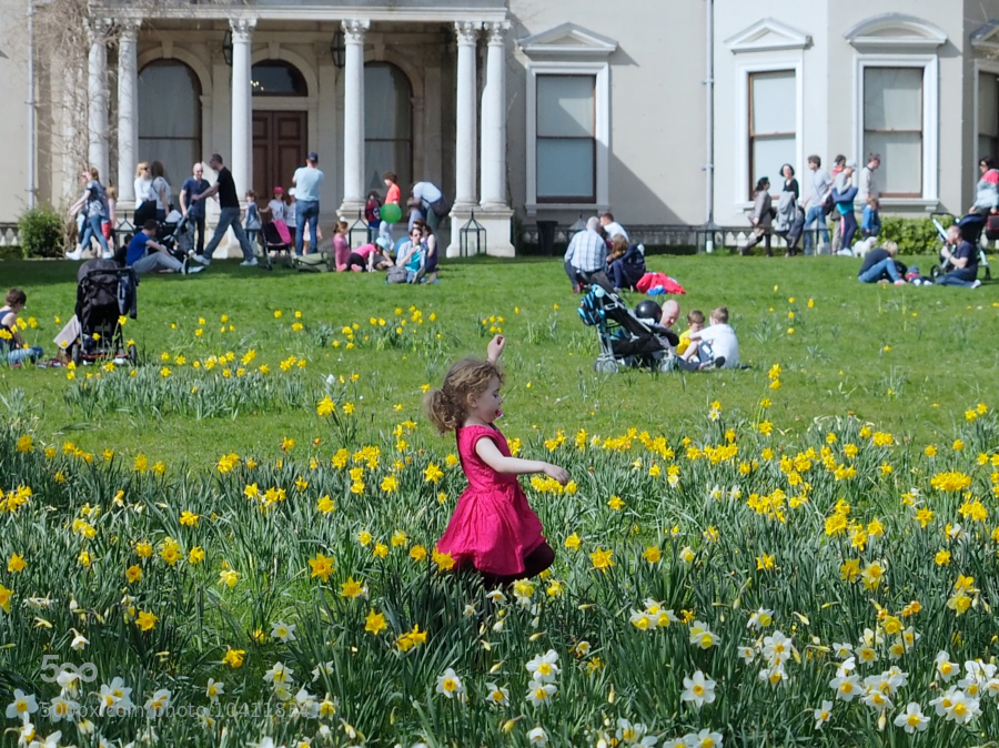 Farmleigh on Easter Monday