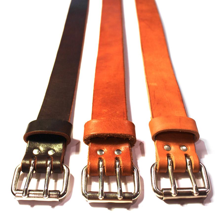 Belt - Double buckle
