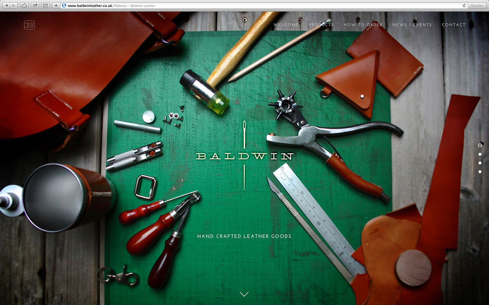 Baldwin Leather