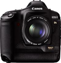 Canon MarkII 1Ds Digital Camera & Lenses
