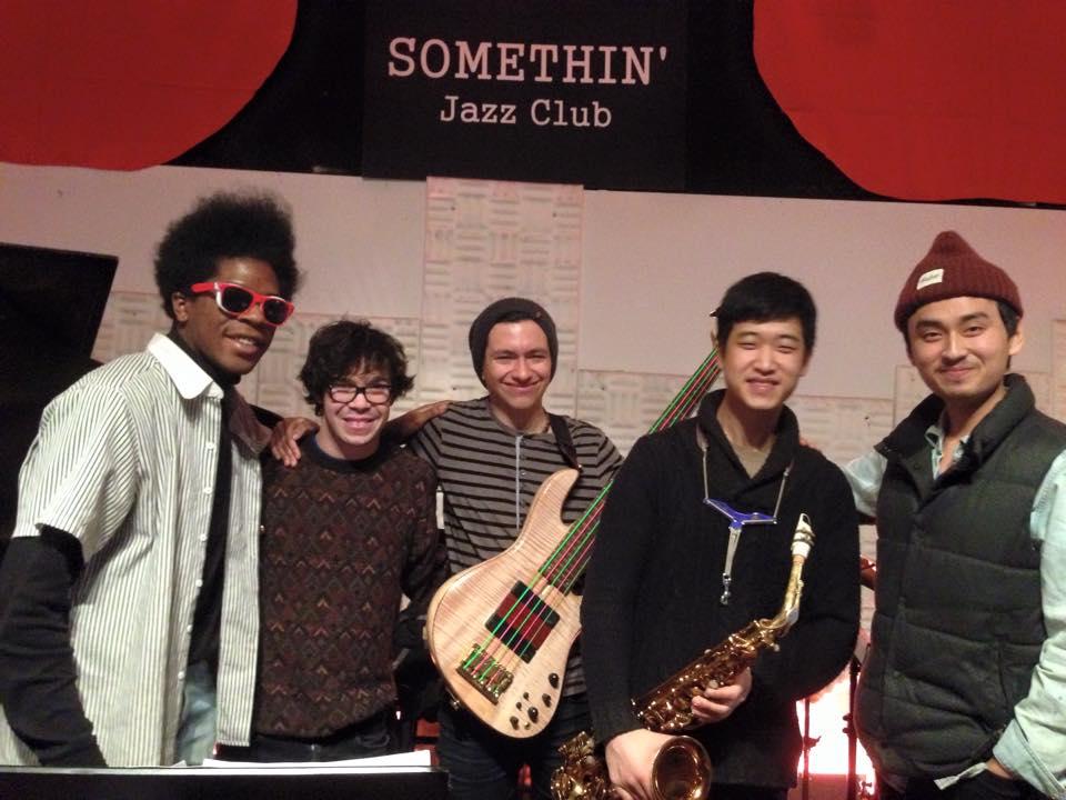Live @ Somethin' Jazz Club 2/23